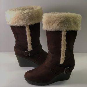 American Eagle Women's Wedge Boots
